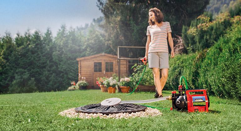 Die Gartenpumpe Richtige Wartung Und Reparatur Einhell Blog