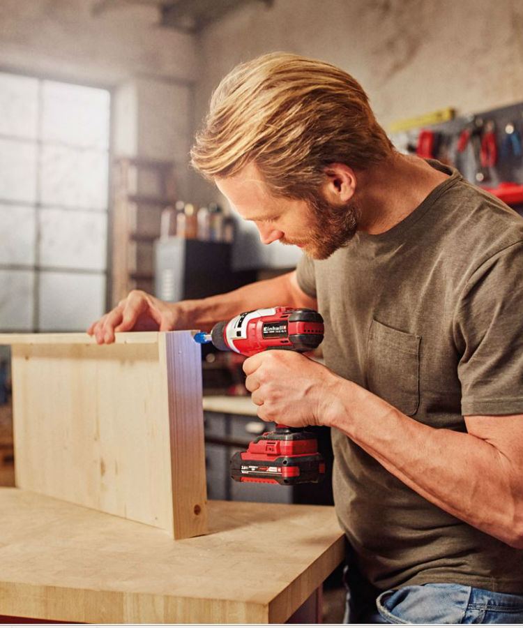 Premium tools for DIY enthusiasts and gardeners | Einhell de