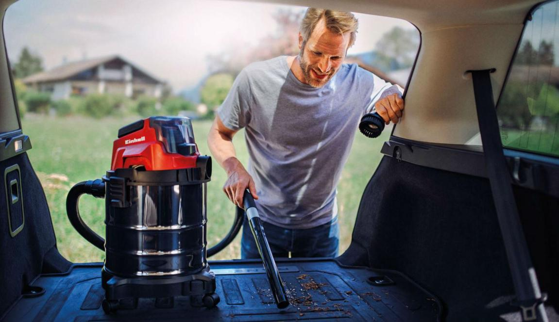 Wet/dry vacuum cleaners | All information about the all-purpose cleaner