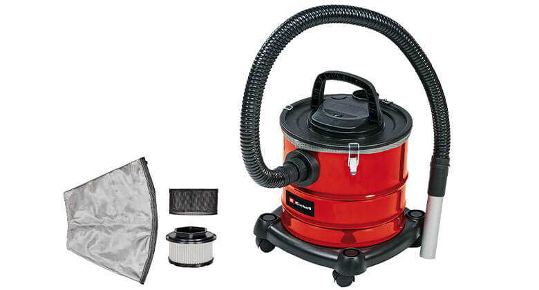 ash vacuum from Einhell