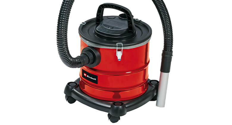 Transportable ash vacuum cleaner from Einhell