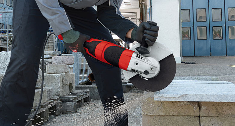 angle grinder from Einhell